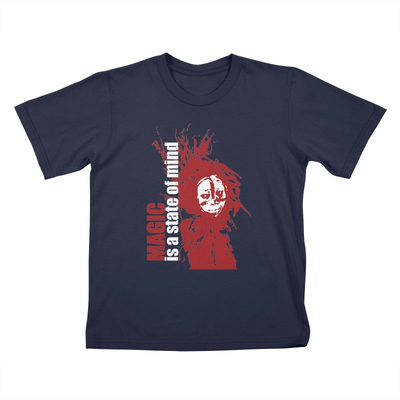 Voodoo Kids T-Shirt by heavybrush's Artist Shop
