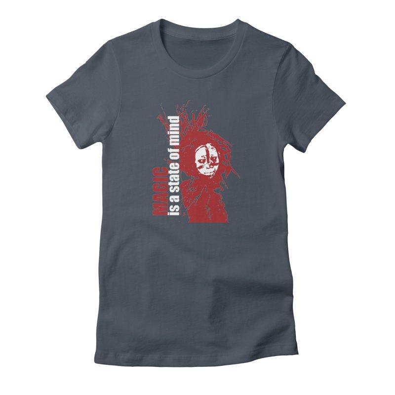 Voodoo Women's T-Shirt by heavybrush's Artist Shop