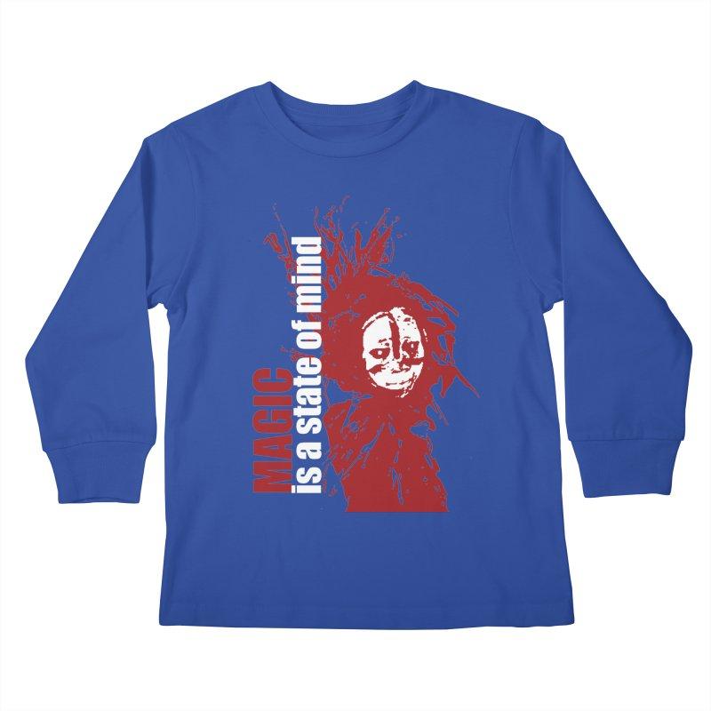 Voodoo Kids Longsleeve T-Shirt by heavybrush's Artist Shop