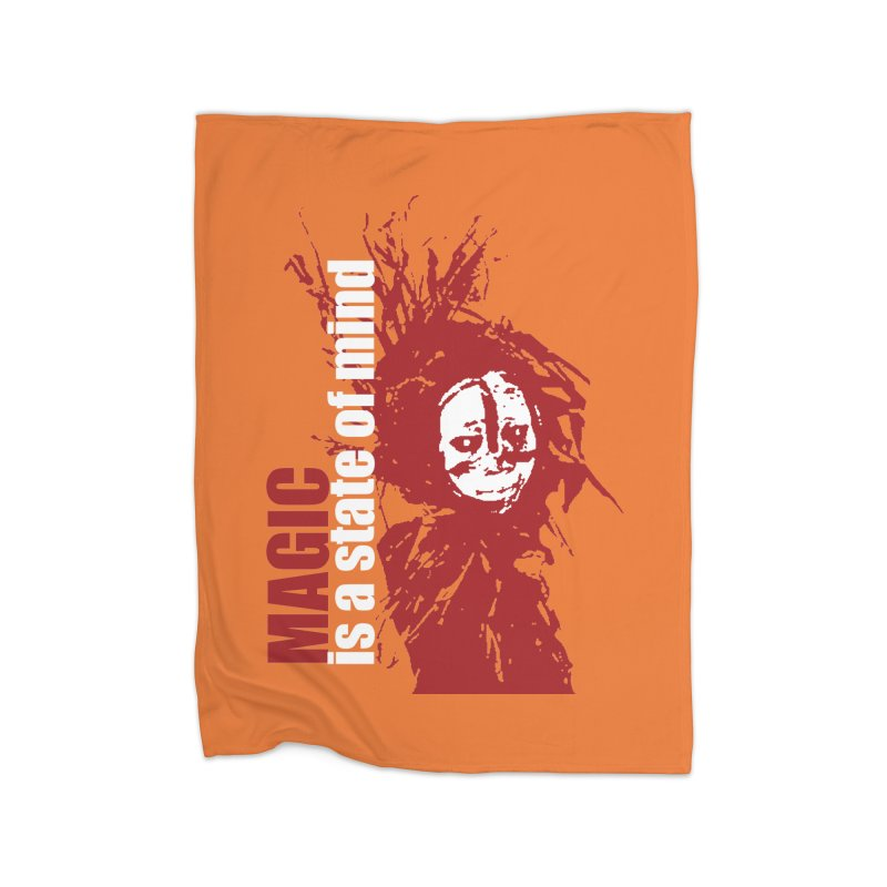 Voodoo Home Blanket by heavybrush's Artist Shop