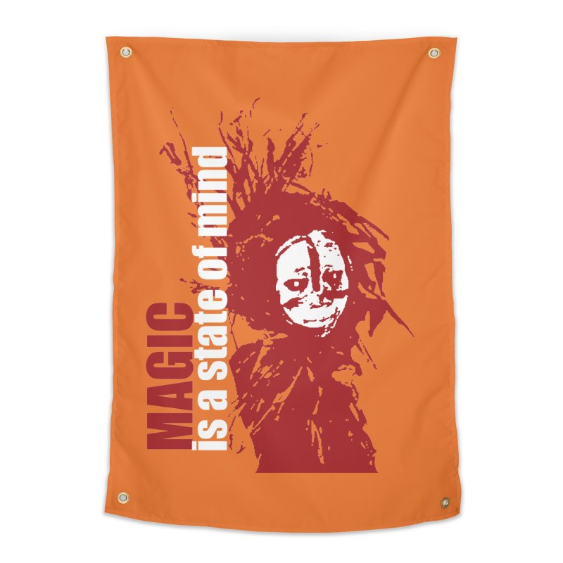 Voodoo Home Tapestry by heavybrush's Artist Shop