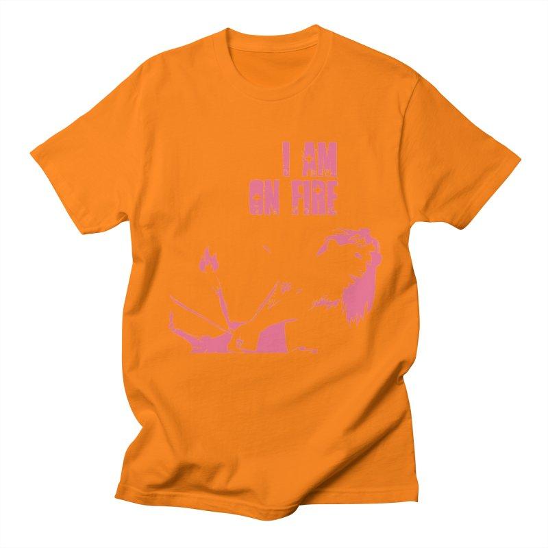 Slut Men's Regular T-Shirt by heavybrush's Artist Shop