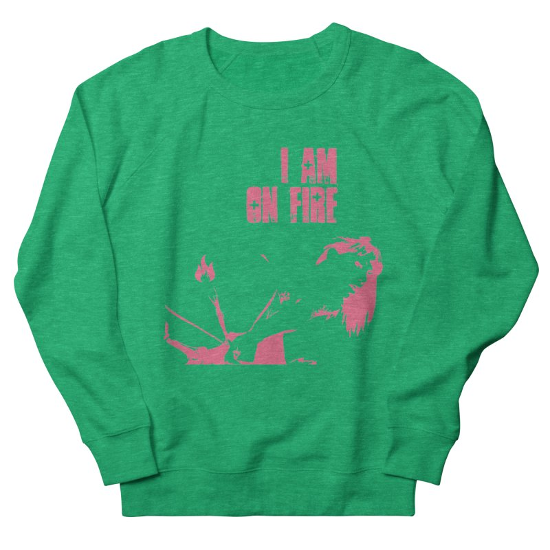 Slut Women's French Terry Sweatshirt by heavybrush's Artist Shop