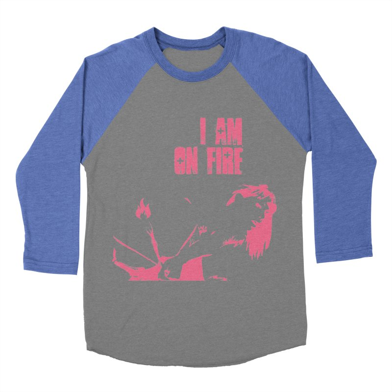 Slut Women's Baseball Triblend Longsleeve T-Shirt by heavybrush's Artist Shop