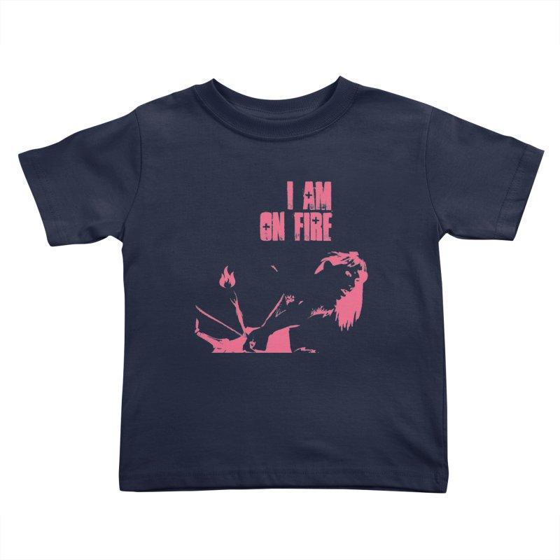 Slut Kids Toddler T-Shirt by heavybrush's Artist Shop