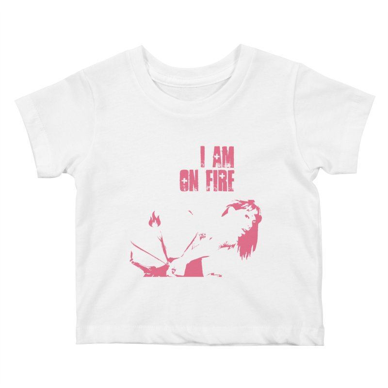 Slut Kids Baby T-Shirt by heavybrush's Artist Shop
