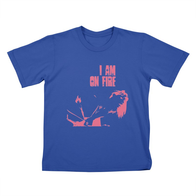 Slut Kids T-Shirt by heavybrush's Artist Shop