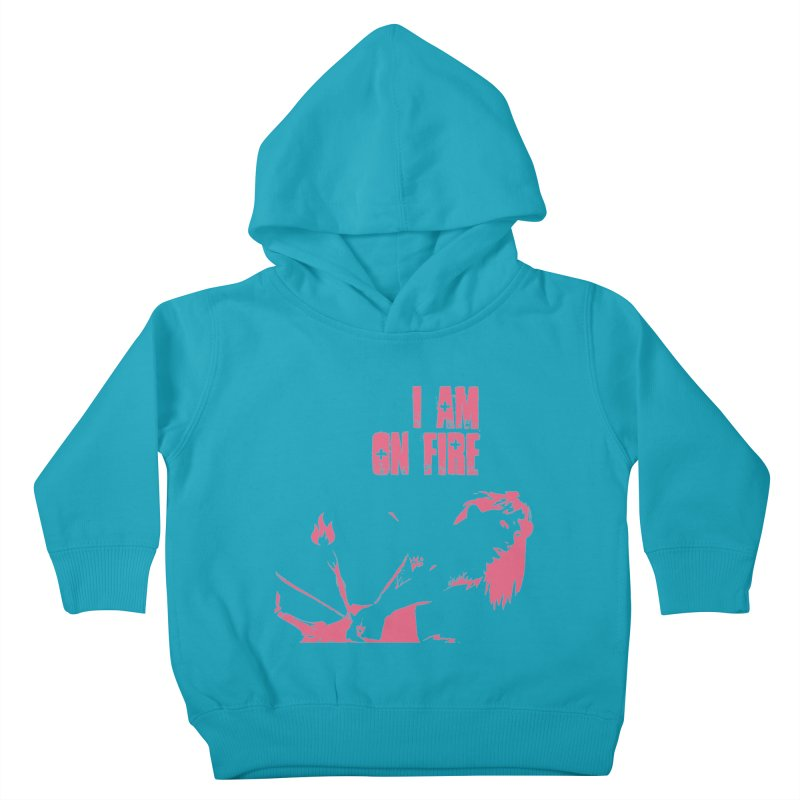 Slut Kids Toddler Pullover Hoody by heavybrush's Artist Shop