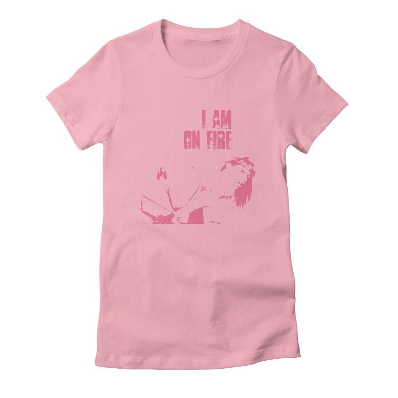 Slut Women's T-Shirt by heavybrush's Artist Shop