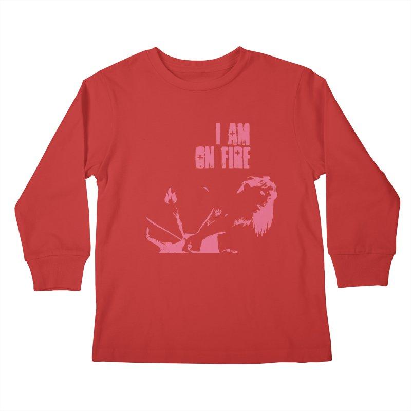Slut Kids Longsleeve T-Shirt by heavybrush's Artist Shop
