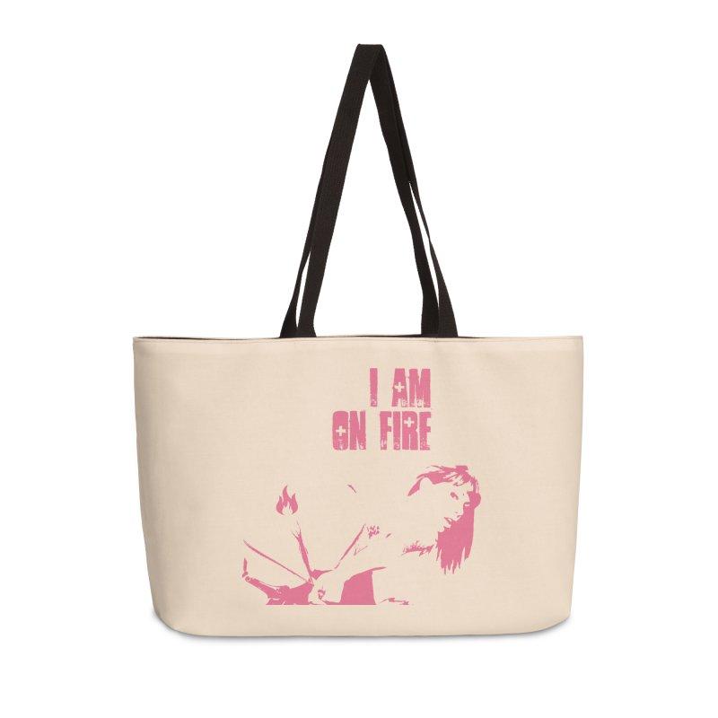Slut Accessories Weekender Bag Bag by heavybrush's Artist Shop