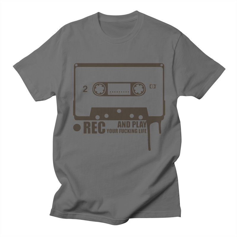 Tape Men's T-Shirt by heavybrush's Artist Shop