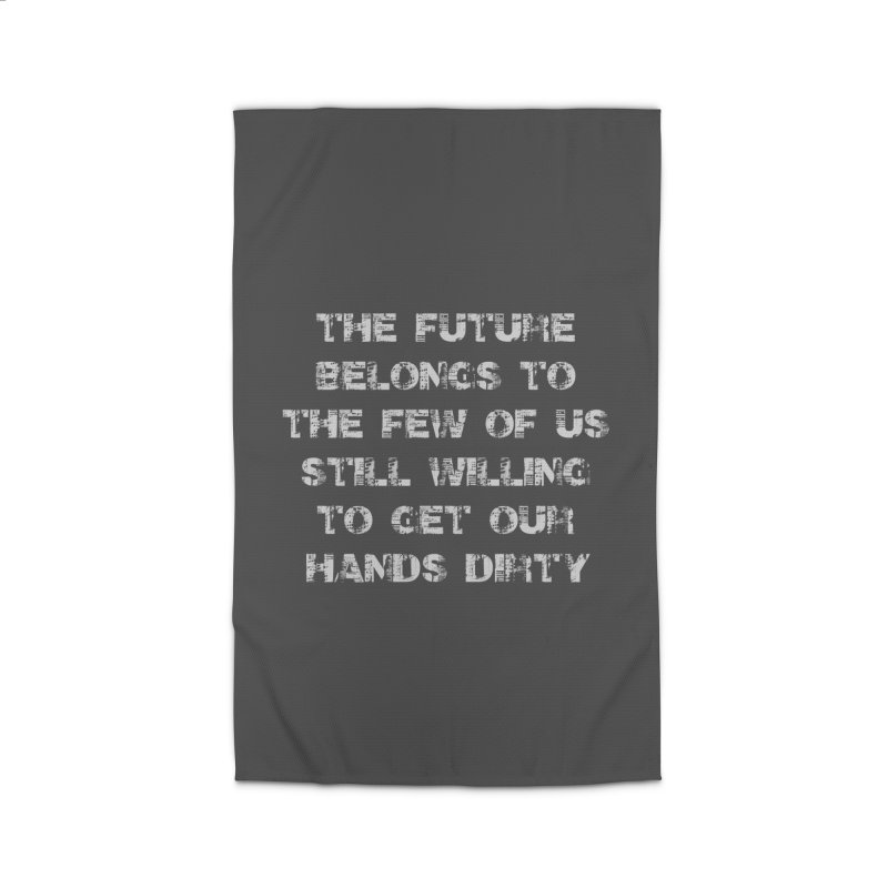 The Future Home Rug by heavybrush's Artist Shop