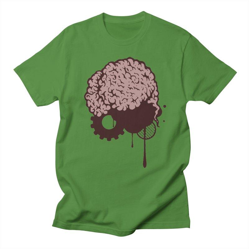 Use your Brain Women's Regular Unisex T-Shirt by heavybrush's Artist Shop
