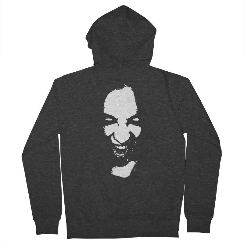 Vampire Men's Zip-Up Hoody by heavybrush's Artist Shop