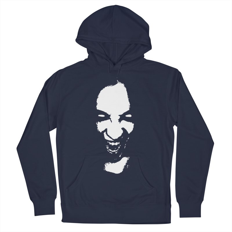 Vampire Women's French Terry Pullover Hoody by heavybrush's Artist Shop