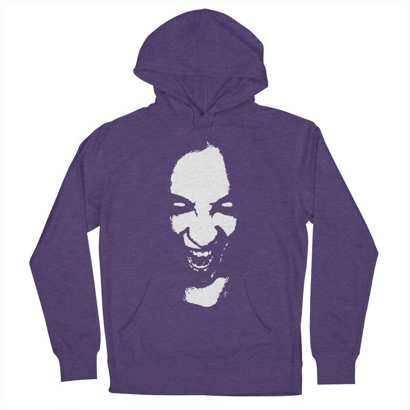 Vampire Men's French Terry Pullover Hoody by heavybrush's Artist Shop