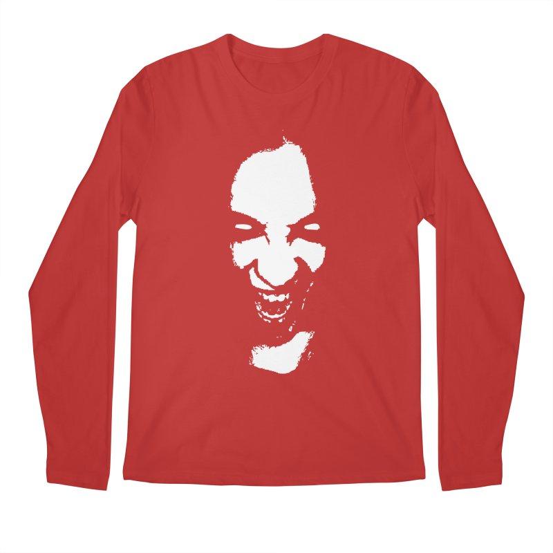 Vampire Men's Regular Longsleeve T-Shirt by heavybrush's Artist Shop