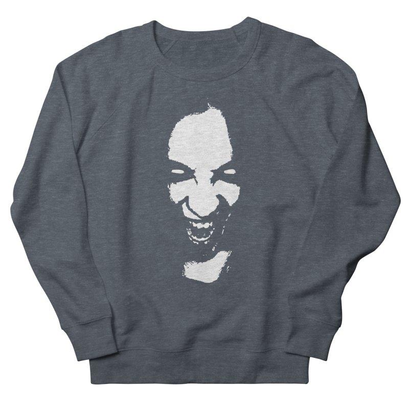 Vampire Men's French Terry Sweatshirt by heavybrush's Artist Shop