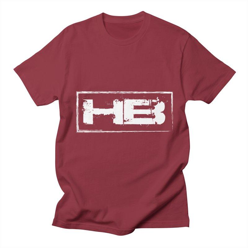 HB logo Women's Regular Unisex T-Shirt by heavybrush's Artist Shop
