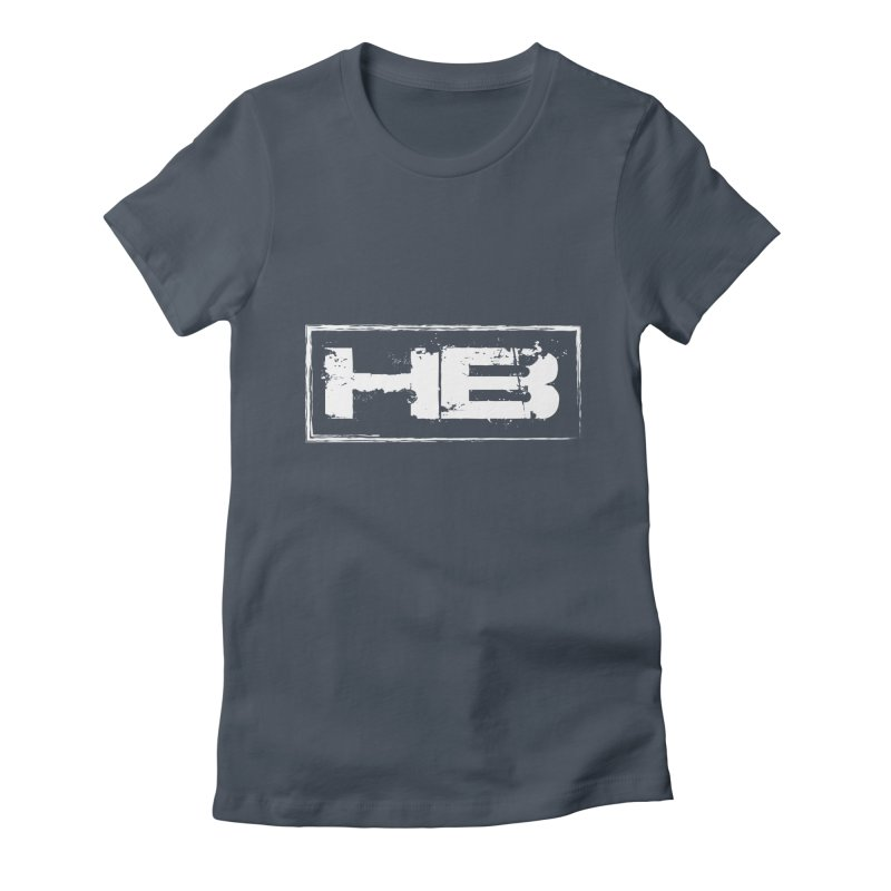 HB logo Women's T-Shirt by heavybrush's Artist Shop
