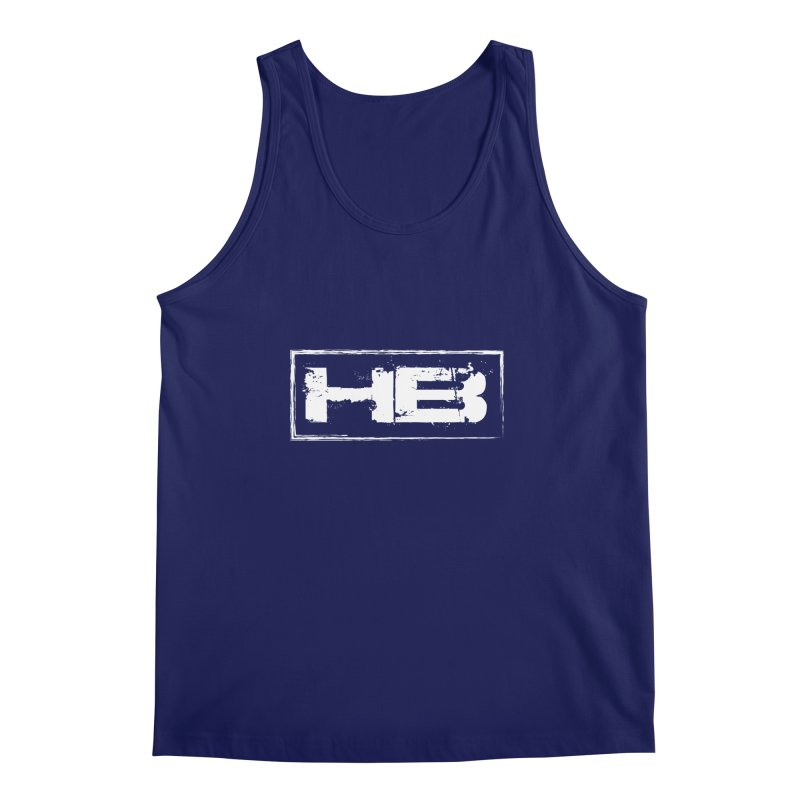 HB logo Men's Regular Tank by heavybrush's Artist Shop