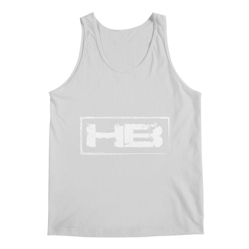 HB logo Men's Regular Tank by heavybrush's Artist Shop