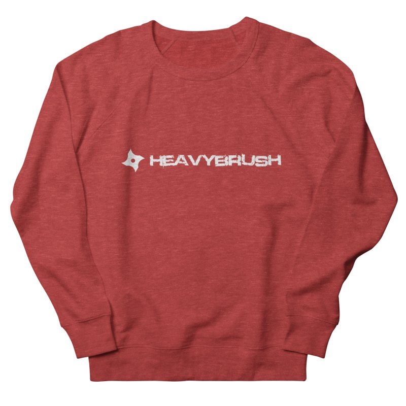 Heavybrush Men's French Terry Sweatshirt by heavybrush's Artist Shop