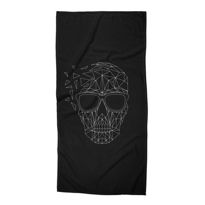 Skull-icious Accessories Beach Towel by heavyhand's Artist Shop