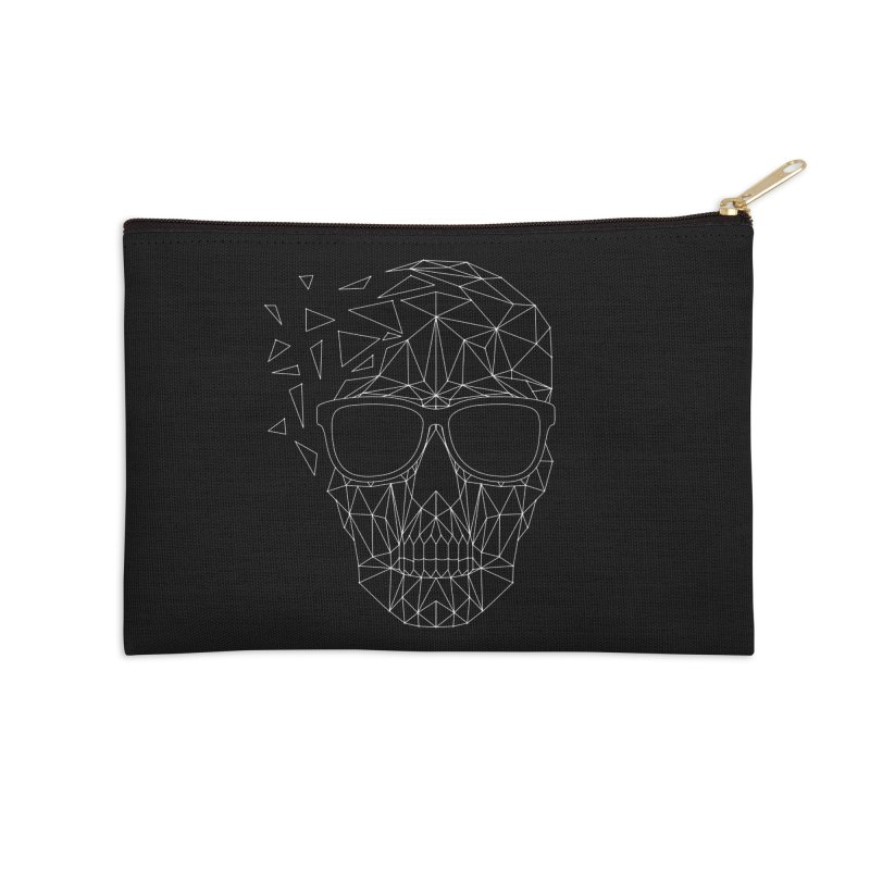 Skull-icious Accessories Zip Pouch by heavyhand's Artist Shop