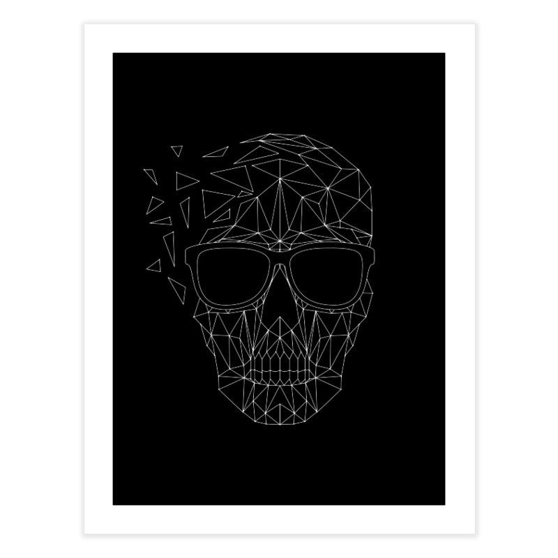 Skull-icious Home Fine Art Print by heavyhand's Artist Shop