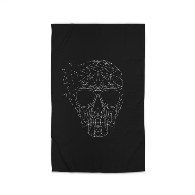 Skull-icious Home Rug by heavyhand's Artist Shop