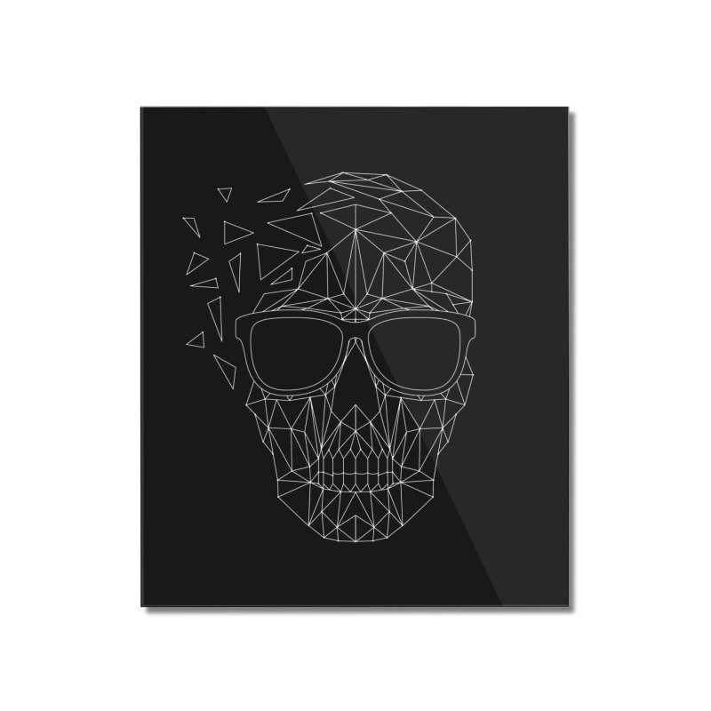 Skull-icious Home Mounted Acrylic Print by heavyhand's Artist Shop