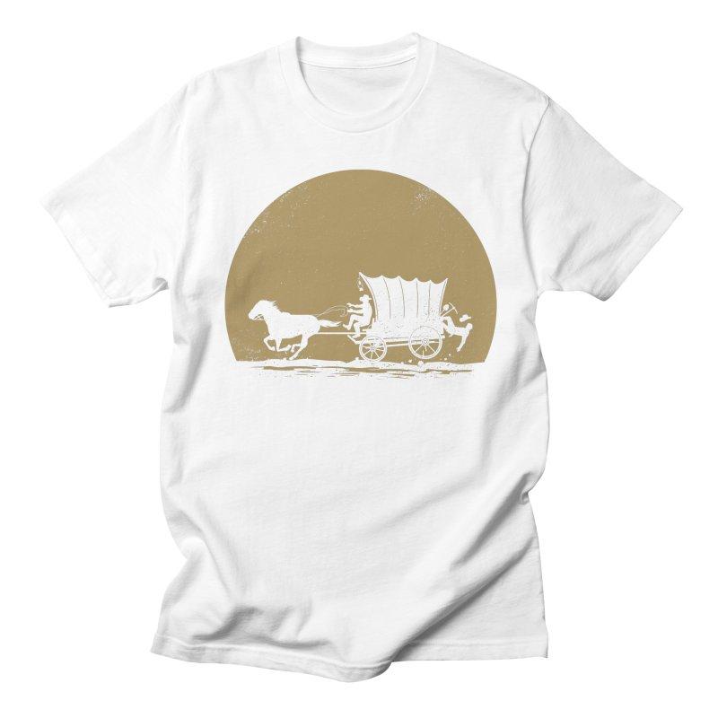 Gold Rush Women's Regular Unisex T-Shirt by heavyhand's Artist Shop