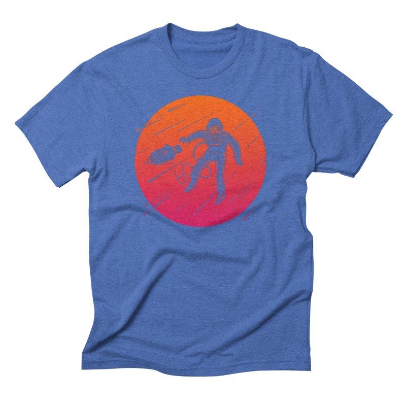 Meteoric Fate Men's Triblend T-Shirt by heavyhand's Artist Shop