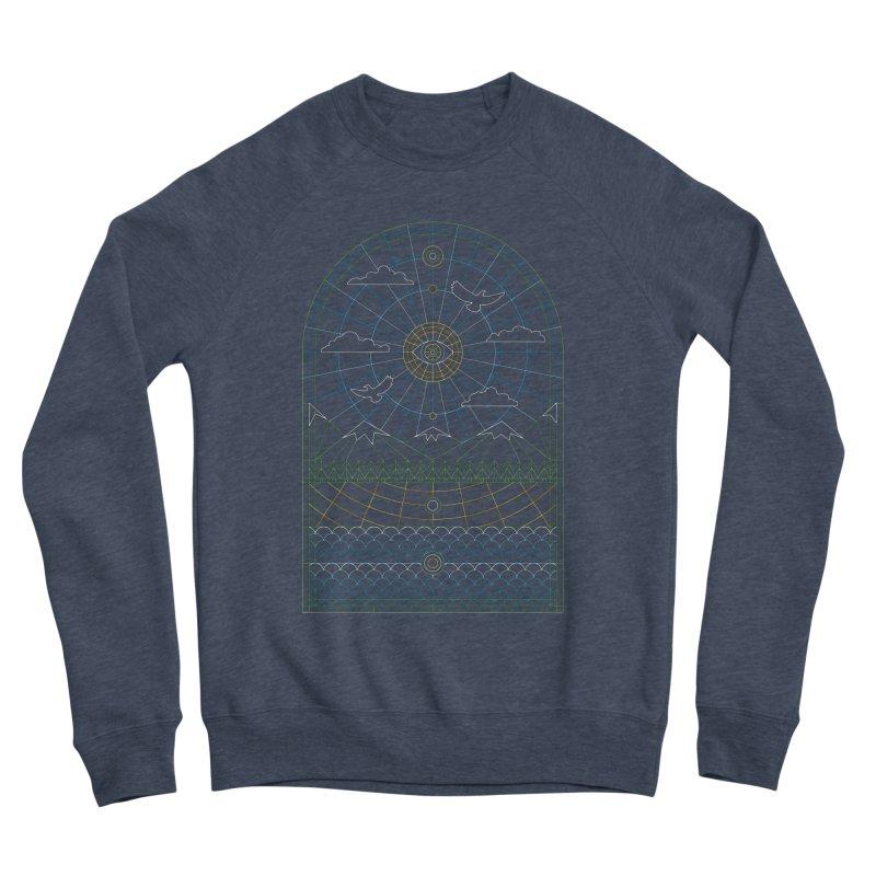 Church of Mother Nature Alt Women's Sponge Fleece Sweatshirt by heavyhand's Artist Shop