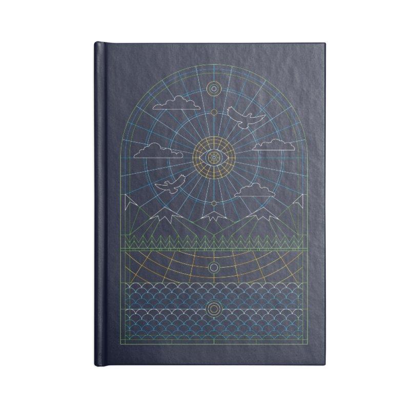 Church of Mother Nature Alt Accessories Blank Journal Notebook by heavyhand's Artist Shop
