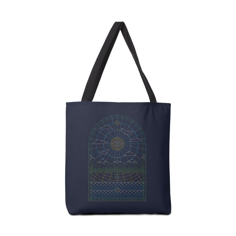 Church of Mother Nature Alt Accessories Tote Bag Bag by heavyhand's Artist Shop