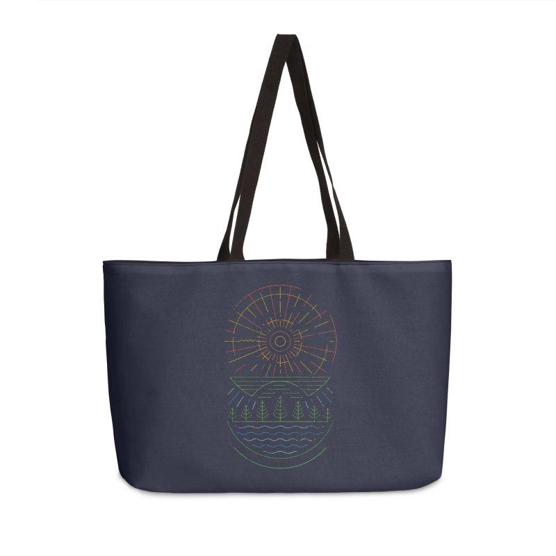 Summer Sun Accessories Weekender Bag Bag by heavyhand's Artist Shop