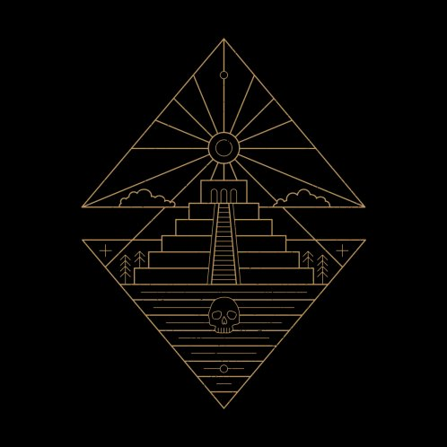 Design for The Sun God Temple