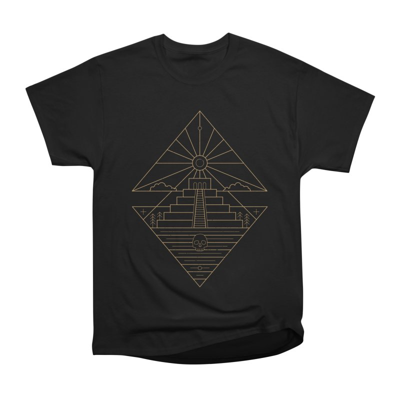 The Sun God Temple Women's Heavyweight Unisex T-Shirt by heavyhand's Artist Shop