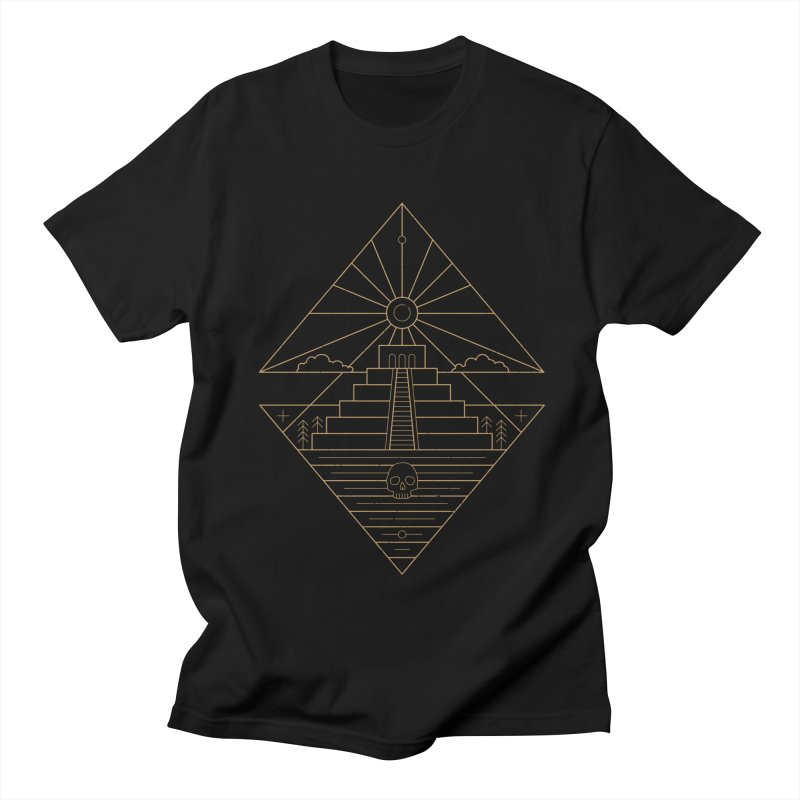 The Sun God Temple Women's Regular Unisex T-Shirt by heavyhand's Artist Shop