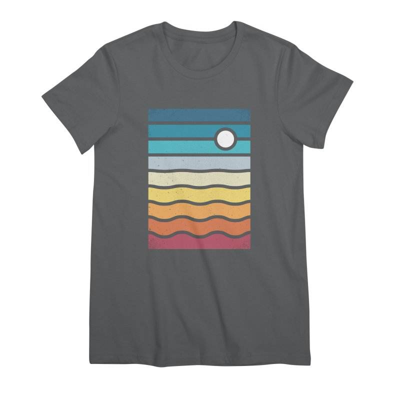 Haze Women's T-Shirt by heavyhand's Artist Shop