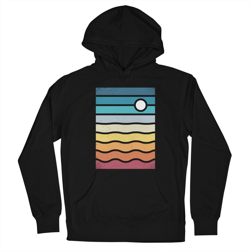 Haze Women's French Terry Pullover Hoody by heavyhand's Artist Shop