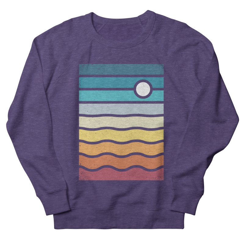Haze Men's French Terry Sweatshirt by heavyhand's Artist Shop