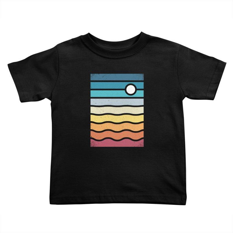 Haze Kids Toddler T-Shirt by heavyhand's Artist Shop