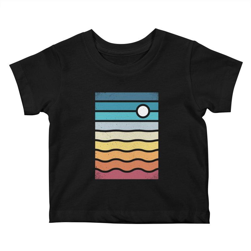 Haze Kids Baby T-Shirt by heavyhand's Artist Shop