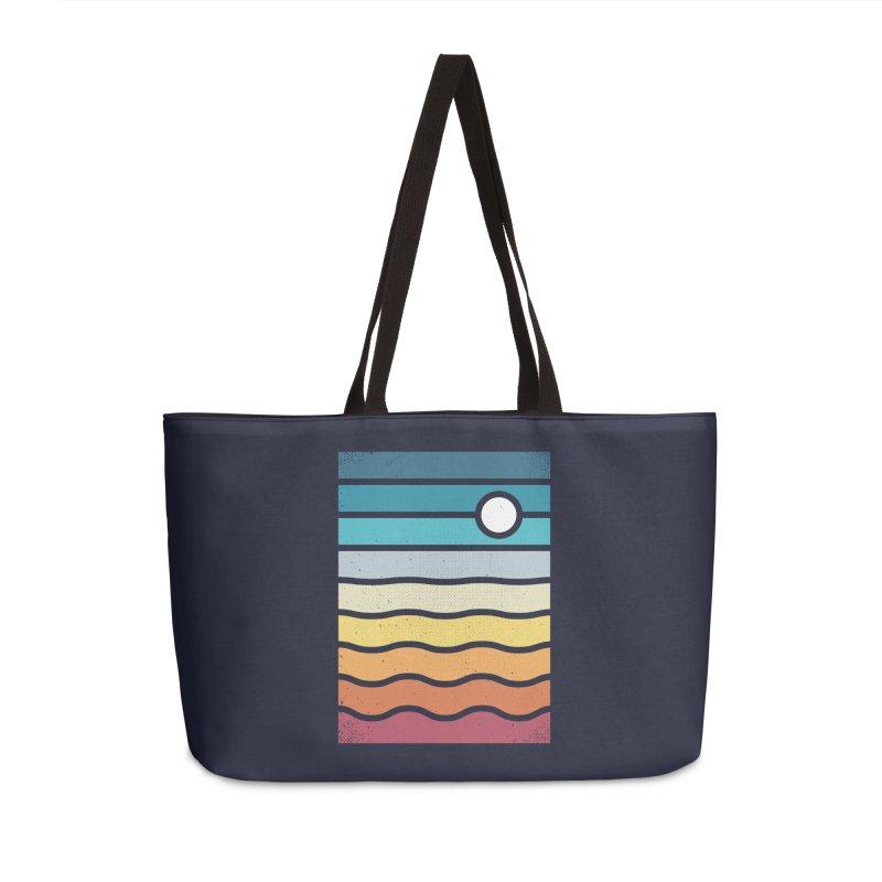 Haze Accessories Weekender Bag Bag by heavyhand's Artist Shop