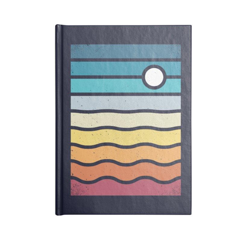 Haze Accessories Blank Journal Notebook by heavyhand's Artist Shop