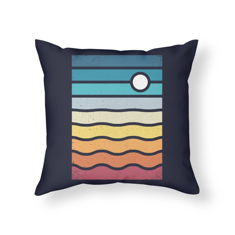 Haze Home Throw Pillow by heavyhand's Artist Shop